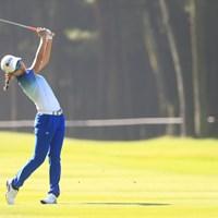 逆くの字 2018年 日本女子オープンゴルフ選手権競技 2日目 安田祐香
