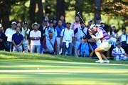 2018年 日本女子オープンゴルフ選手権競技 2日目 大江香織