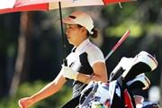 2018年 日本女子オープンゴルフ選手権競技 2日目 丹萌乃