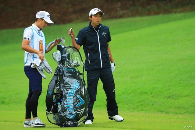 重永亜斗夢(右)は体調不良と戦いながら今季2勝目を狙う
