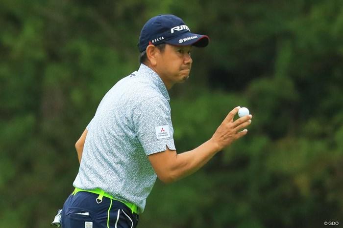49歳になった藤田寛之。レギュラーツアーでの戦いを望んでいる 2018年 トップ杯東海クラシック 3日目 藤田寛之