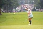 2018年 日本女子オープンゴルフ選手権競技 3日目 香妻琴乃