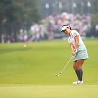 ナイスアプローチじゃん 2018年 日本女子オープンゴルフ選手権競技 3日目 香妻琴乃