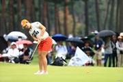 2018年 日本女子オープンゴルフ選手権競技 3日目 後藤未有