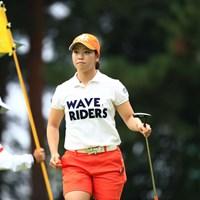 スコアは伸びなかったけど凄いね 2018年 日本女子オープンゴルフ選手権競技 3日目 後藤未有