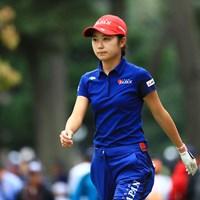 まだ明日があるさ 2018年 日本女子オープンゴルフ選手権競技 3日目 安田祐香