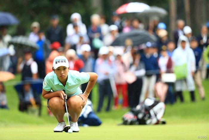 なんかかっこいいよね 2018年 日本女子オープンゴルフ選手権競技 3日目 フェービー・ヤオ