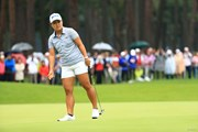 2018年 日本女子オープンゴルフ選手権競技 3日目 畑岡奈紗