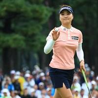 ユ・ソヨンが畑岡奈紗の3連覇を阻んだ 2018年 日本女子オープンゴルフ選手権競技 最終日 ユ・ソヨン