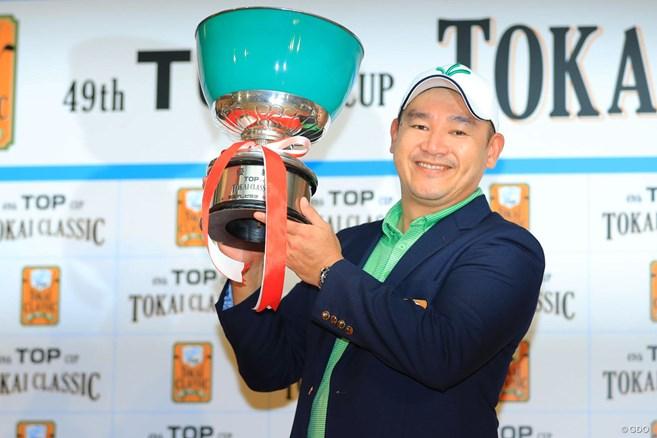 アンジェロ・キューが逆転で初優勝 池田勇太は8位