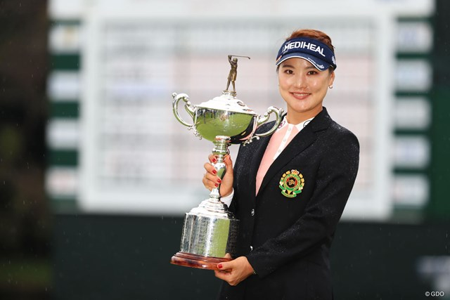 ユ・ソヨンが元世界ランク1位の貫禄をみせた