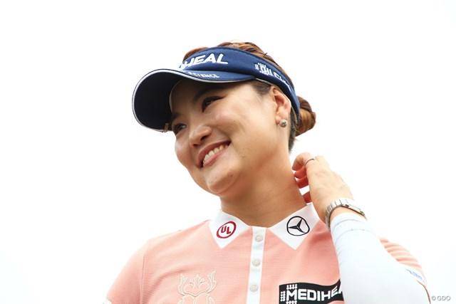 2018年 日本女子オープンゴルフ選手権競技 最終日 ユ・ソヨン 圧倒的な実力差を見せ、日本ツアー初優勝を飾ったユ・ソヨン
