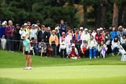 2018年 日本女子オープンゴルフ選手権競技 最終日 畑岡奈紗