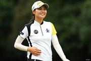 2018年 日本女子オープンゴルフ選手権競技 最終日 新垣比菜
