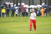 2018年 日本女子オープンゴルフ選手権競技 最終日 菊地絵理香