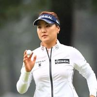 貫禄勝ち 2018年 日本女子オープンゴルフ選手権競技 最終日 ユ・ソヨン