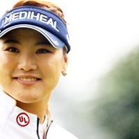 いい顔してるよ 2018年 日本女子オープンゴルフ選手権競技 最終日 ユ・ソヨン