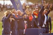 2018年 ライダーカップ 最終日 欧州選抜