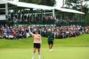 2018年 日本女子オープンゴルフ選手権競技 最終日 ユ・ソヨン