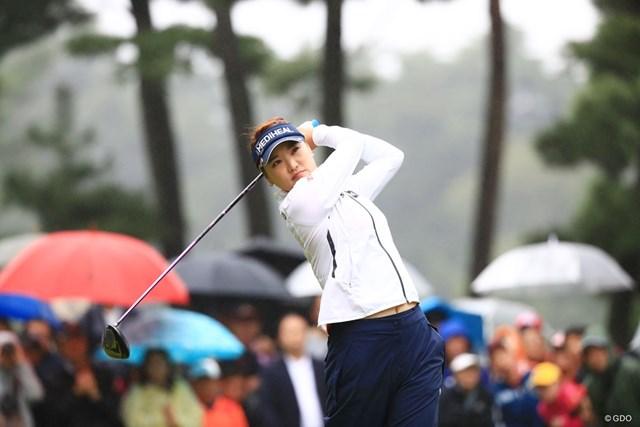 元世界ランク1位が、すべてに隙のないゴルフで圧倒した