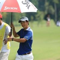 急きょ出場が決まった呉司聡が、2アンダーで滑り出した 2018年 アジアパシフィックアマチュアゴルフ選手権 初日呉司聡