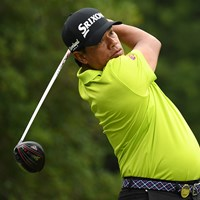 今季5勝のマークセンが首位タイに浮上(提供:日本プロゴルフ協会) 2018年 日本プロゴルフシニア選手権大会 住友商事・サミットカップ 2日目 プラヤド・マークセン