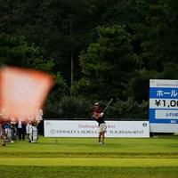 東名カントリークラブ 16H 2018年 スタンレーレディスゴルフトーナメント 2日目 小滝水音