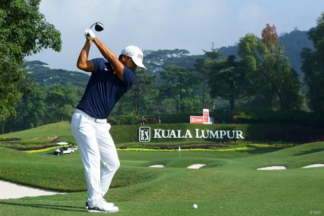 小平智はマレーシアで今季初戦を迎える