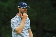 2018年 日本オープンゴルフ選手権競技 初日 ブレンダン・ジョーンズ