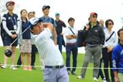2018年 日本オープンゴルフ選手権競技 初日 杉山知靖