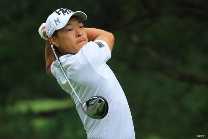 メジャー男はメジャーでリベンジ! 2018年 日本オープンゴルフ選手権競技 初日 藤本佳則