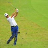 出入りは激しかったけど、11位タイの好スタート! 2018年 日本オープンゴルフ選手権競技 初日 武藤俊憲