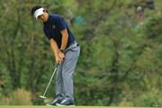 2018年 日本オープンゴルフ選手権競技 初日 石川遼
