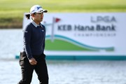 2018年 LPGA KEB・ハナバンク選手権 2日目 畑岡奈紗
