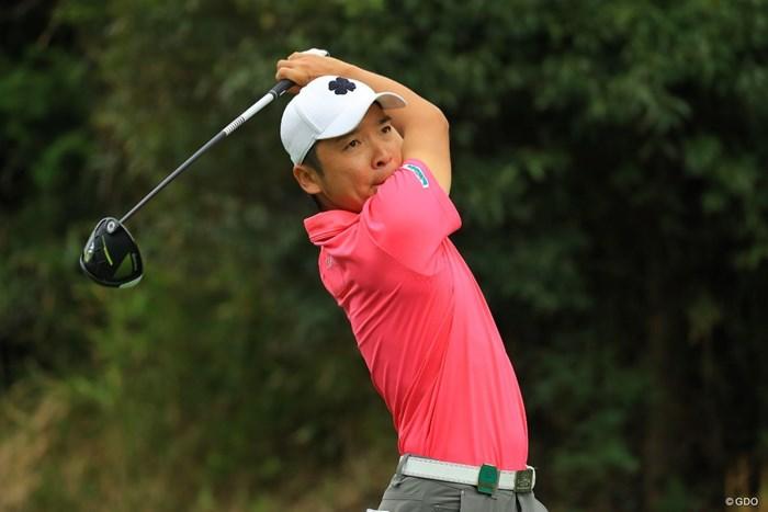32歳の日高将史が通算7アンダーの上位で週末へ 2018年 日本オープンゴルフ選手権競技 2日目 日高将史