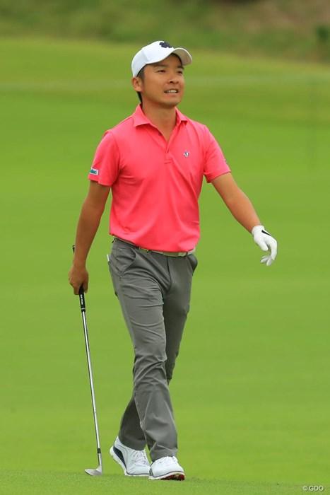 これだけスコア伸びたらゴルフが楽しくて仕方ないでしょうね。 2018年 日本オープンゴルフ選手権競技 2日目 日高将史