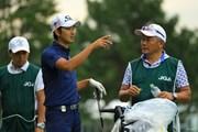 2018年 日本オープンゴルフ選手権競技 2日目 鍋谷太一