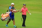 2018年 日本オープンゴルフ選手権競技 2日目 藤本佳則