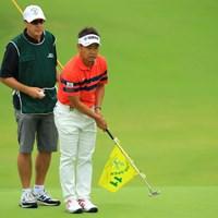 復活の狼煙は、パッティングの復活にあると思います。 2018年 日本オープンゴルフ選手権競技 2日目 藤田寛之