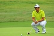2018年 日本オープンゴルフ選手権競技 2日目 嘉数光倫