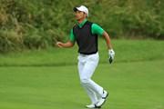 2018年 日本オープンゴルフ選手権競技 3日目 嘉数光倫
