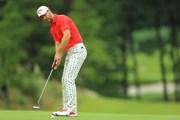 2018年 日本オープンゴルフ選手権競技 3日目 ブレンダン・ジョーンズ