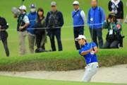 2018年 日本オープンゴルフ選手権競技 3日目 鍋谷太一