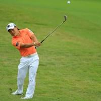 なかなか初日のゴルフには戻れないようです。 2018年 日本オープンゴルフ選手権競技 3日目 藤本佳則