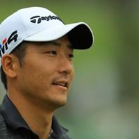 最終日最終組だ! 2018年 日本オープンゴルフ選手権競技 3日目 竹安俊也