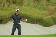 2018年 日本オープンゴルフ選手権競技 3日目 竹安俊也
