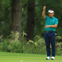 心中は不安でいっぱい。だけど久々の優勝争いは楽しみでもある 2018年 日本オープンゴルフ選手権競技 3日目 藤田寛之