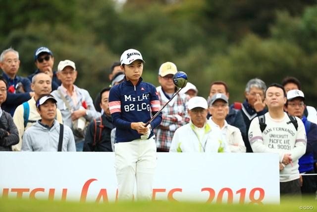 安田祐香がアマチュア最多タイの10試合連続で予選を突破した