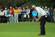 2018年 日本オープンゴルフ選手権競技 最終日 アダム・スコット