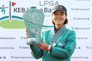 2018年 LPGA KEB・ハナバンク選手権 最終日 チョン・インジ